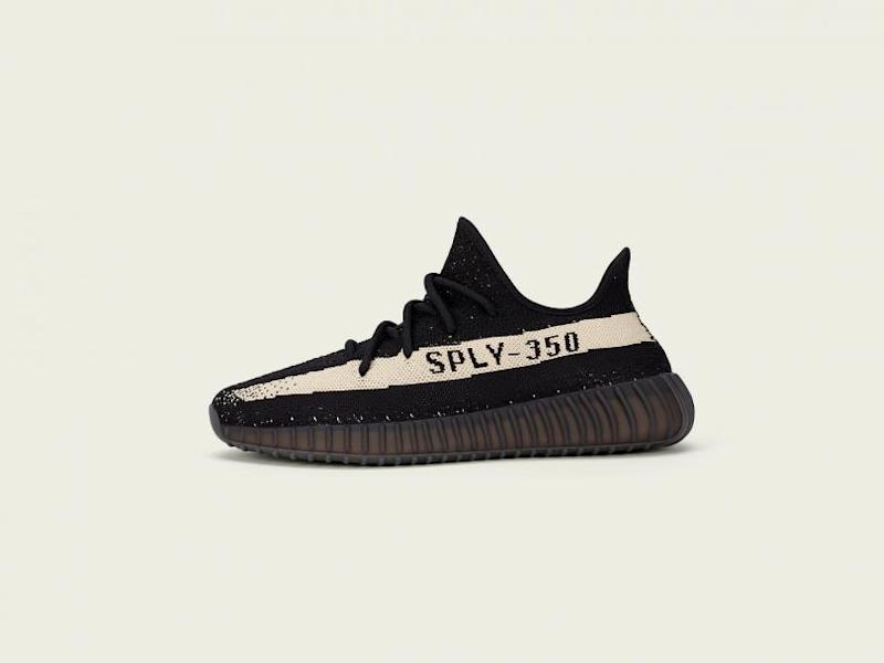 1a5eeadd Where And When To Buy Yeezy Boost 350 V2 'Black/White' Adidas