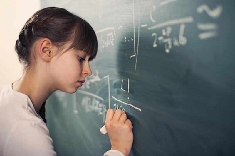 If this is a Year 2 question, we'd hate to see what the kids get in high school. Photo: Getty