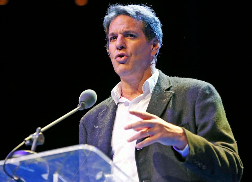 <p>Firstminute Capital was founded by Made.com's Brent Hoberman </p> (Nigel Howard)
