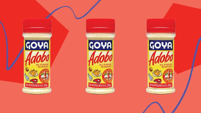 We've found a few healthier adobo and sazón options from small businesses and name brands alike. (HuffPost)