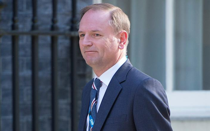Sir Simon Stevens, the chief executive of the NHS, has warned that delays in getting treatment due to coronavirus fears pose a long-term risk to people's health - Eddie Mulholland