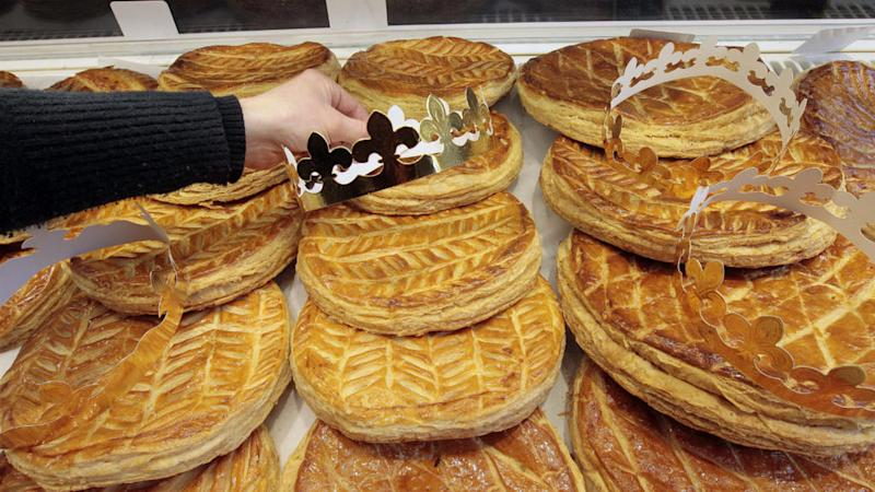 Galette des rois: France begins the new year with a cake for kings