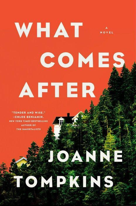 """What Comes After,"" by JoAnne Tompkins."