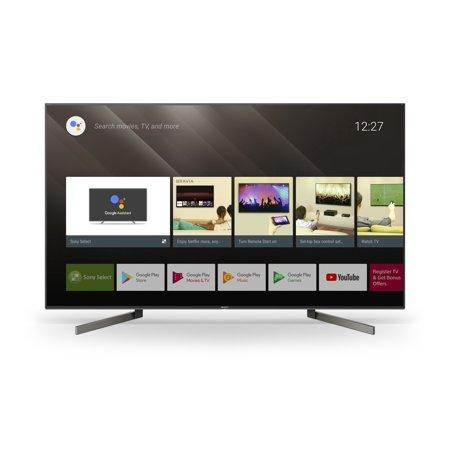 """Sony 55"""" Class 4K UHD LED Android Smart TV HDR BRAVIA 900F Series XBR55X900F"""