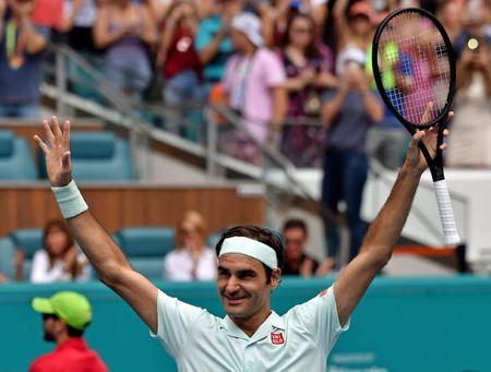 Roger Federer Wins Miami Open Title After Defeating Isner In The Finals