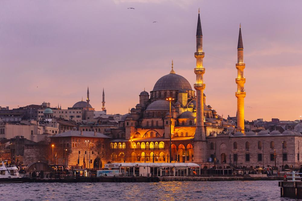 No. 4: Turkey Average cost per 100/km: $6.28 (Photo: Getty)