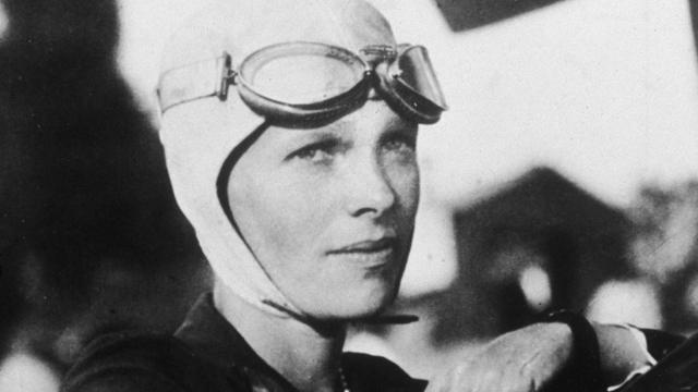 Hillary Clinton Welcomes Amelia Earhart Exhibition and Renewed Discovery Effort