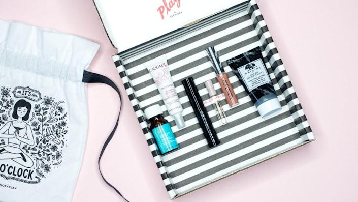 Introduce mom to her new favorite beauty products with Play! by Sephora.