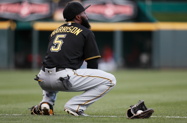 Josh Harrison might be rediscovering his All-Star form