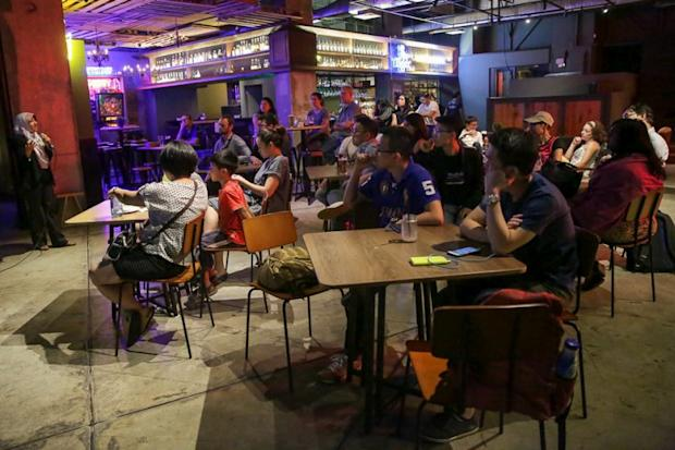 Science Cafe KL organisers say the event simply wishes to foster scientific dialogue among the curious, instead of an exclusive meetup of scientists. — Picture by Choo Choy May