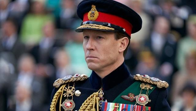 Tobias Menzies portrayed Prince Philip in The Crown. Credit - Des Willie/Netflix, via Associated Press