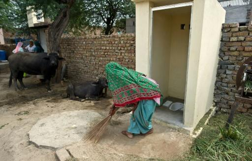 In India, getting a job as a maid or home help can help lift some women out of extreme poverty