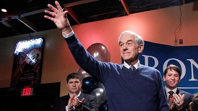 Ron Paul Heads to Nevada: Strategy Called 'Odd'