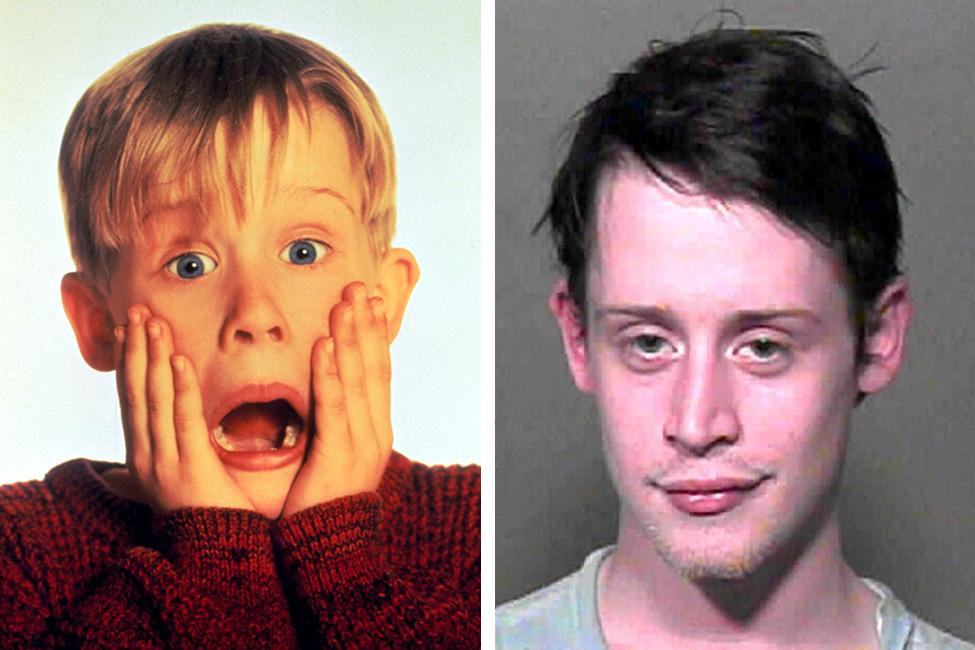 <p>The 'Home Alone' star is in the dictionary under 'suffered from pushy showbiz parents', thanks to the business dealings of dad Kit who turned the young Mac into the biggest child star in the world.</p><p>Of course, it proved to be unsustainable and Culkin essentially dropped out of Hollywood, surfacing occasionally to host club nights, be the subject of death hoaxes and get busted for drug possession.</p>