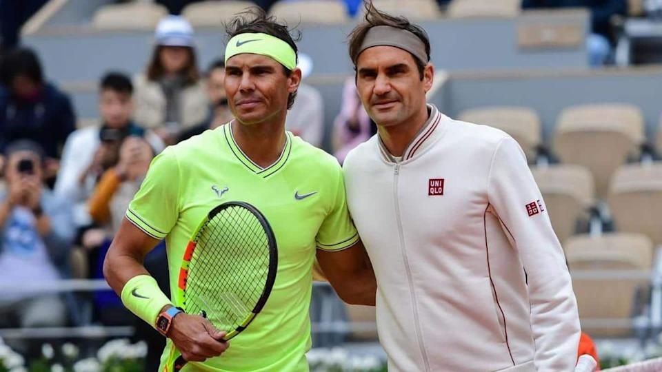 Decoding the rivalry of Roger Federer and Rafael Nadal