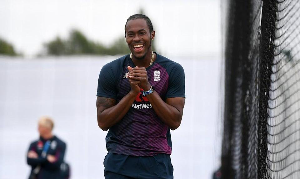 Jofra Archer believes he still has a future as a Test bowler despite his injury concerns (Gareth Copley/PA) (PA Archive)