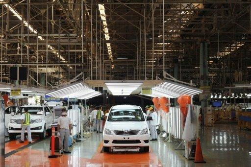 Toyota to suspend new plants for three years: reports