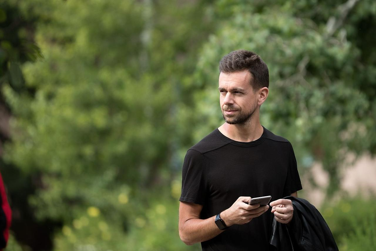How Jack Dorsey feels about Trump on Twitter: 'complicated'