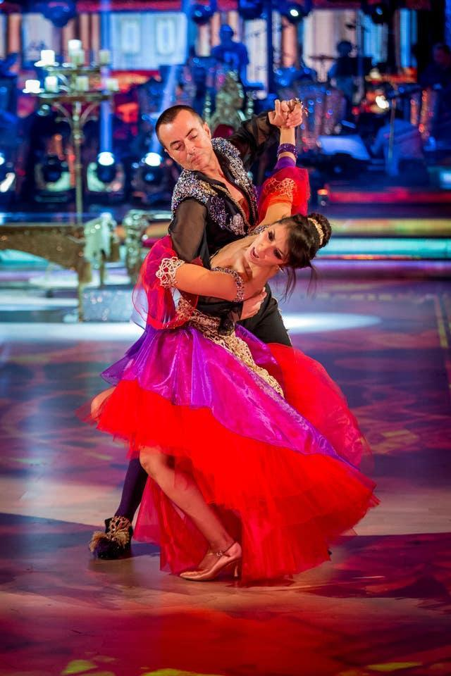 Strictly Come Dancinig 2013