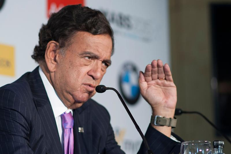Former New Mexico Gov. Bill Richardson was named in the Jeffrey Epstein case. (Photo: NurPhoto via Getty Images)