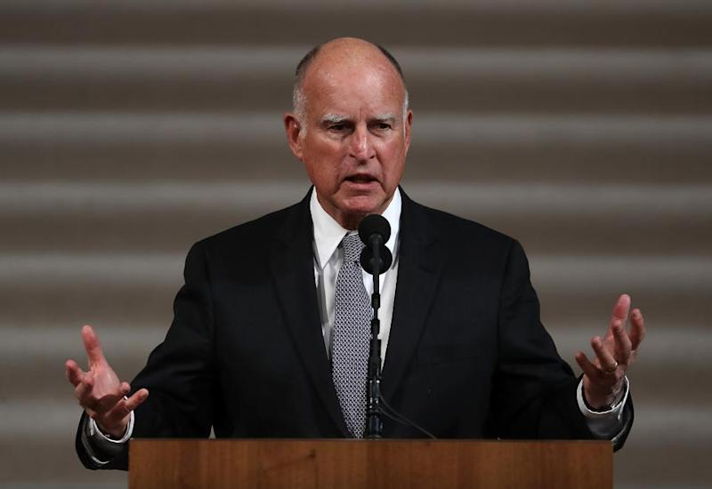 California governor pardons two men facing deportation