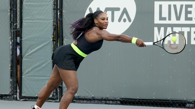Serena Williams comes back to defeat sister Venus in hard-fought Top Seed Open clash