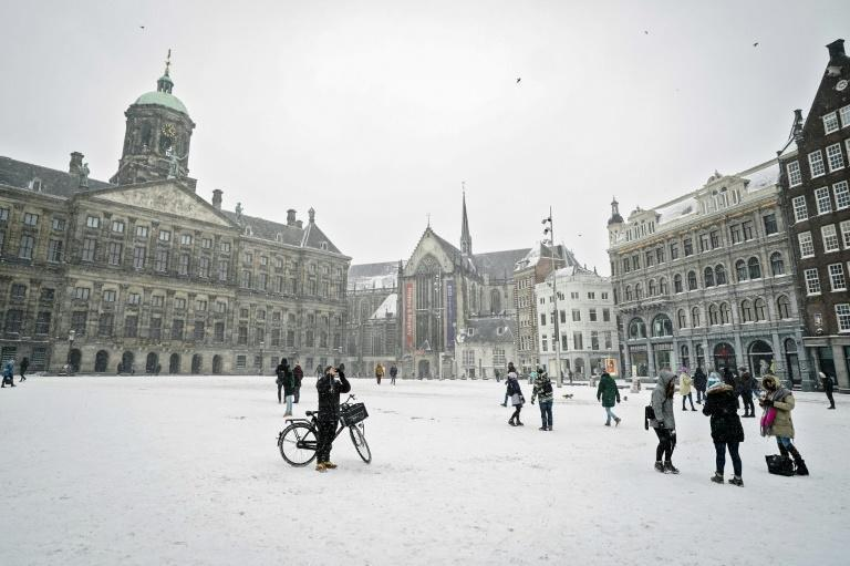 Up to 10 days of sub-zero daytime temperatures are expected in the Netherlands
