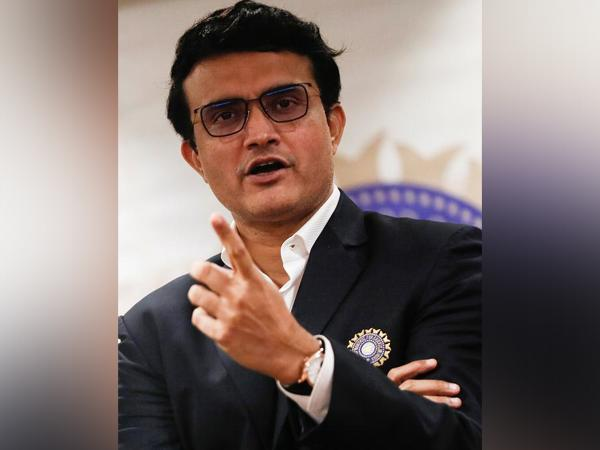 BCCI chief Sourav Ganguly (file image)