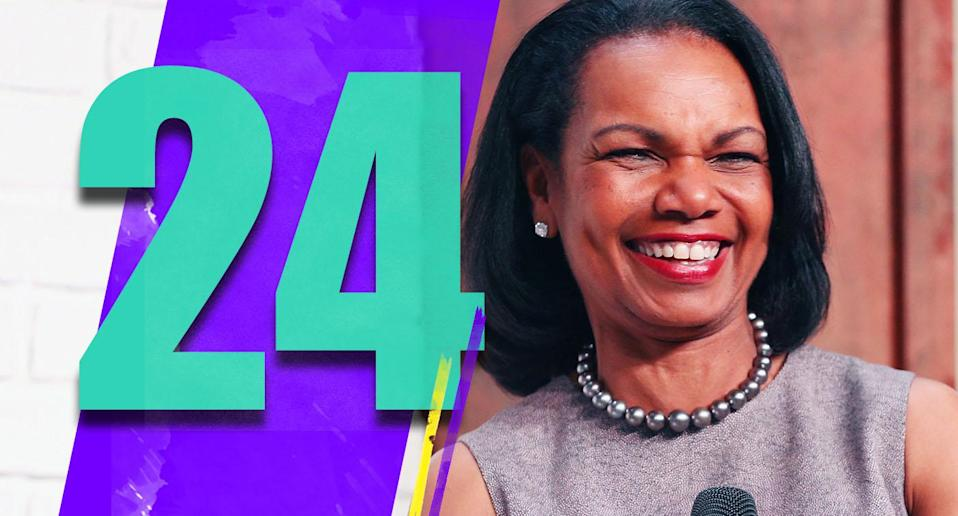 <p>If the Browns-Condoleezza Rice story came from somewhere within the organization, Cleveland probably assumed it'd get universal praise. As we know, that did not happen. (Condoleezza Rice) </p>