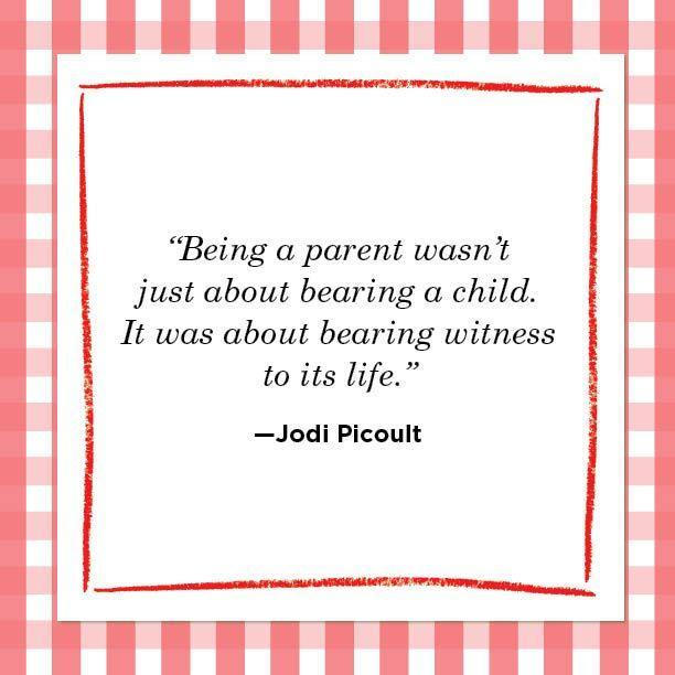 """<p>""""Being a parent wasn't just about bearing a child. It was about bearing witness to its life."""" </p>"""