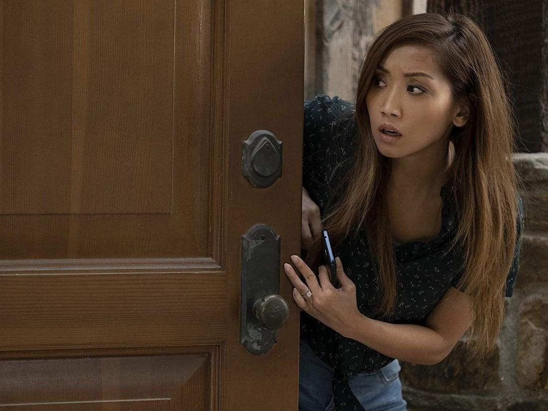 """<p>Brenda Song stars in this psychological thriller as Jennifer, a young woman who wakes up in a hospital following a violent attack with no memory of what happened to her . . . or even who she is. Luckily, her doting husband is there to take care of her, but as her memories start to come back, she begins to question whether her supposed hubby is really who he says he is. Spoiler alert: he's not. </p> <p><a href=""""http://www.netflix.com/title/80998968"""" target=""""_blank"""" class=""""ga-track"""" data-ga-category=""""Related"""" data-ga-label=""""http://www.netflix.com/title/80998968"""" data-ga-action=""""In-Line Links"""">Watch <strong>Secret Obsession</strong> on Netflix</a>.</p>"""