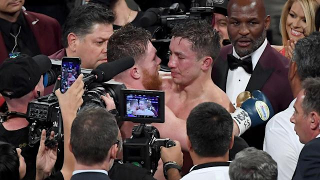 There was a lot of confusion and maybe even more refunds after the Canelo Alvarez-Gennady Golovkin fight ended in a draw.