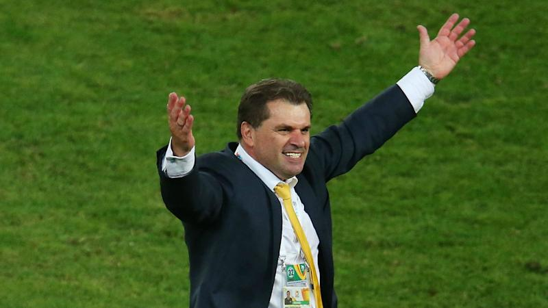 Ange Postecoglou Australia v South Korea Asian Cup 31012015