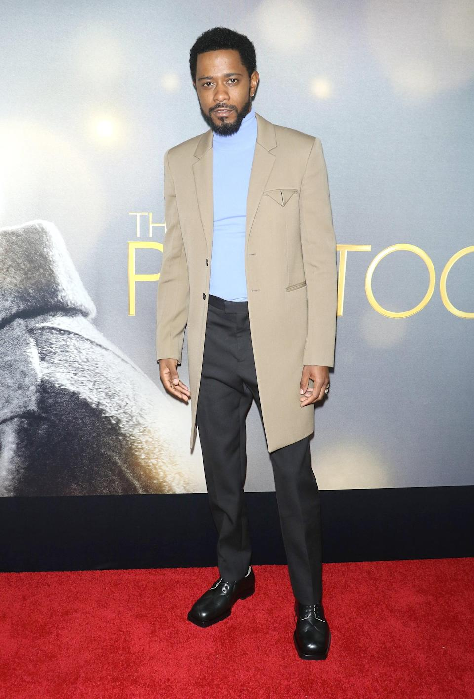 """<p>""""I don't really talk about her a lot,"""" he <a href=""""http://www.hollywoodreporter.com/features/the-tao-of-lakeith-stanfield-an-ascendant-actor-on-forging-his-own-path"""" class=""""link rapid-noclick-resp"""" rel=""""nofollow noopener"""" target=""""_blank"""" data-ylk=""""slk:told The Hollywood Reporter"""">told <strong>The Hollywood Reporter</strong></a>. He has been private about his family for a while, though. Back in 2017, he also declined to comment directly about his partner and daughter during an <a href=""""http://www.vulture.com/2017/08/lakeith-stanfield-has-the-range.html"""" class=""""link rapid-noclick-resp"""" rel=""""nofollow noopener"""" target=""""_blank"""" data-ylk=""""slk:interview with Vulture"""">interview with <strong>Vulture</strong></a>. </p>"""