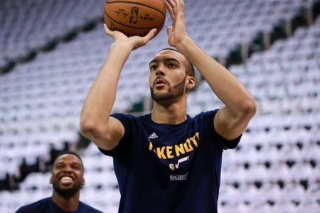 'Stifle Tower' Gobert important to Utah hopes in Game Seven