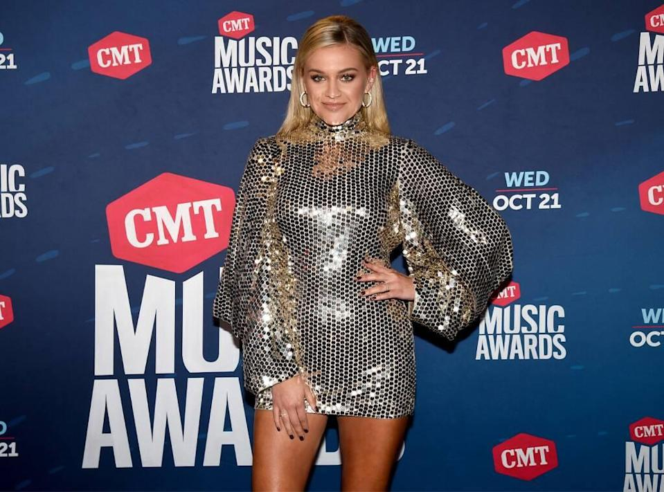 Kelsea Ballerini, 2020 CMT Awards, Best Dressed, Red Carpet Fashion