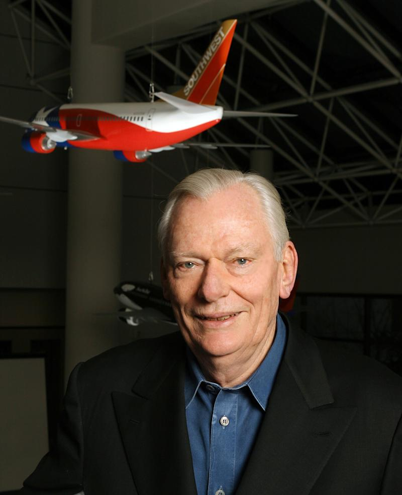 American Airlines' Robert Crandall Remembers Herb Kelleher, the Soul of Southwest