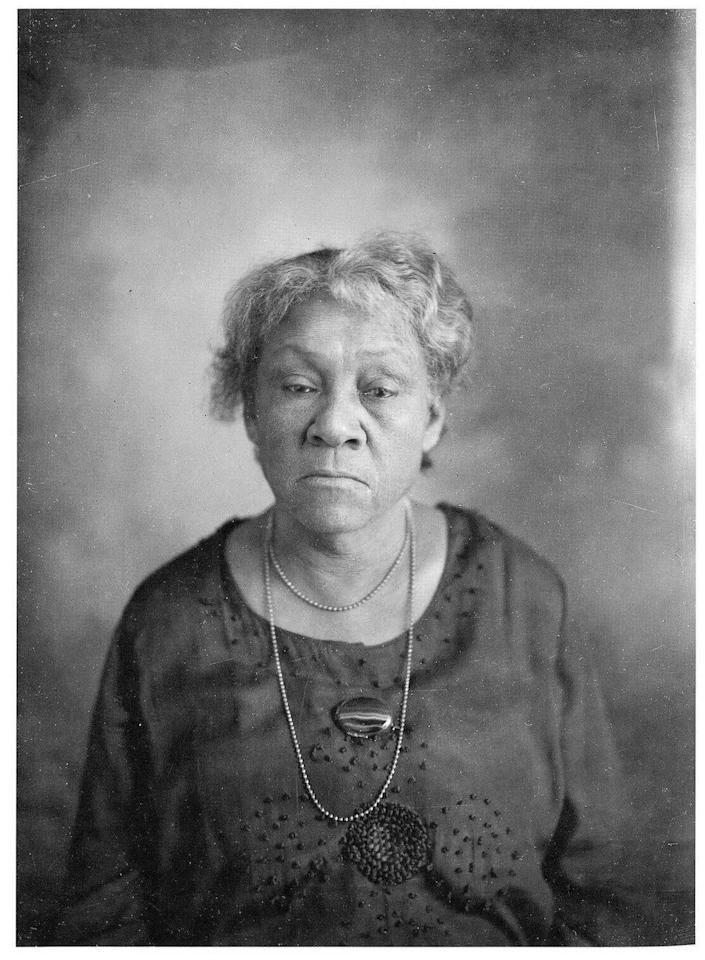 Celia Dial Saxon, a pioneer in African-American education and the namesake of Columbia's Saxon School that once stood on Blossom Street.