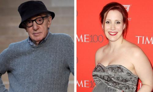 Woody Allen: 'I would welcome Dylan Farrow back with open arms'