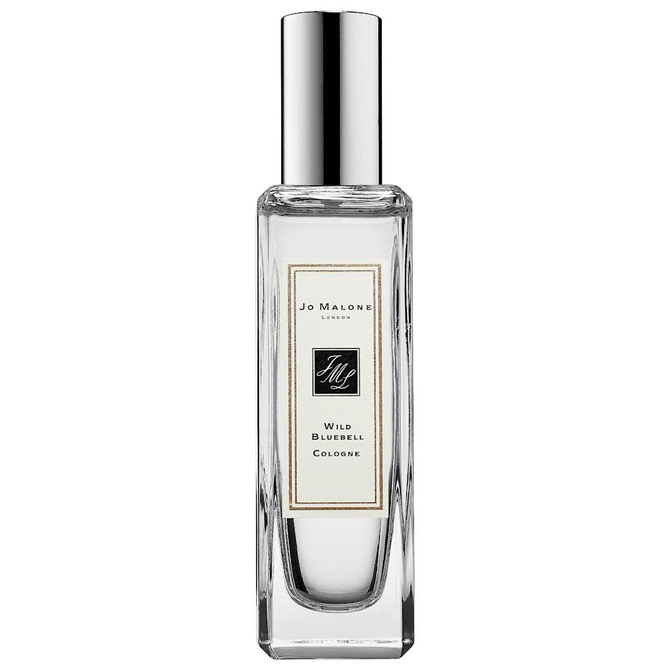 """<p><strong>Jo Malone London</strong></p><p>sephora.com</p><p><strong>$72.00</strong></p><p><a href=""""https://go.redirectingat.com?id=74968X1596630&url=https%3A%2F%2Fwww.sephora.com%2Fproduct%2Fwild-bluebell-cologne-P417184&sref=https%3A%2F%2Fwww.oprahdaily.com%2Flife%2Fg31400004%2Funique-mothers-day-gifts%2F"""" rel=""""nofollow noopener"""" target=""""_blank"""" data-ylk=""""slk:SHOP NOW"""" class=""""link rapid-noclick-resp"""">SHOP NOW</a></p><p>This delicately sweet and clean Jo Malone fragrance is a favorite of Meghan Markle's, according to an interview with the<em><a href=""""https://www.express.co.uk/life-style/style/696099/Suits-actress-Meghan-Markle-beauty-secrets"""" rel=""""nofollow noopener"""" target=""""_blank"""" data-ylk=""""slk:Express"""" class=""""link rapid-noclick-resp""""> Express</a></em>.</p>"""