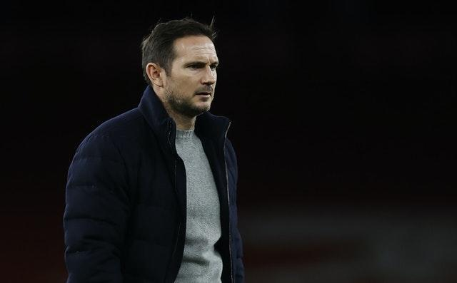 Frank Lampard described Chelsea's performance as 'lazy'