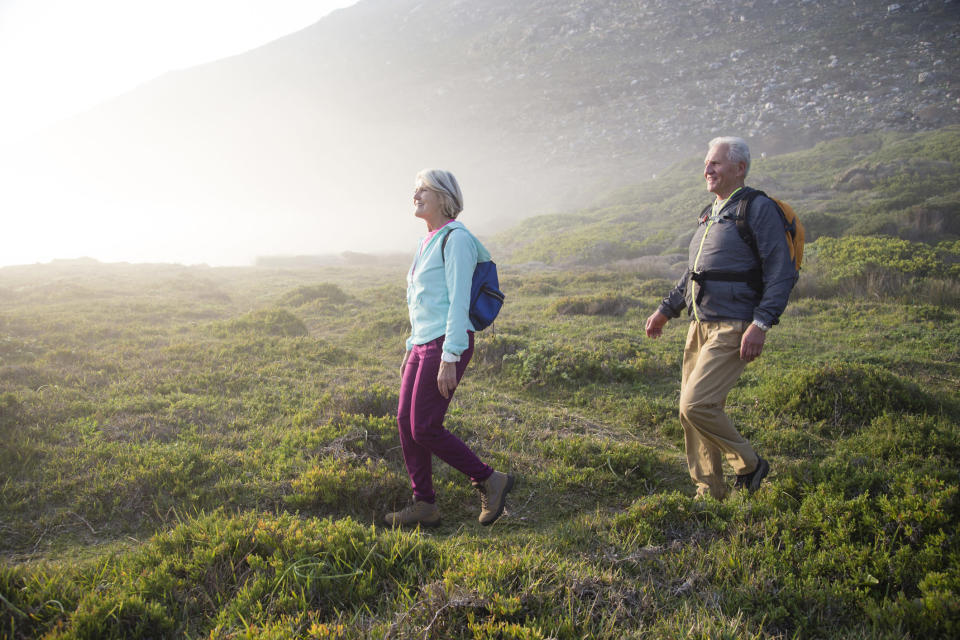 Baby boomers were healthier at the same age as their younger ancestors. (Getty Images)
