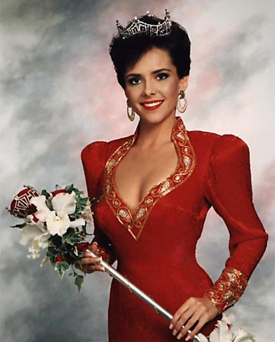 Leanza Cornett, TV host and former Miss America