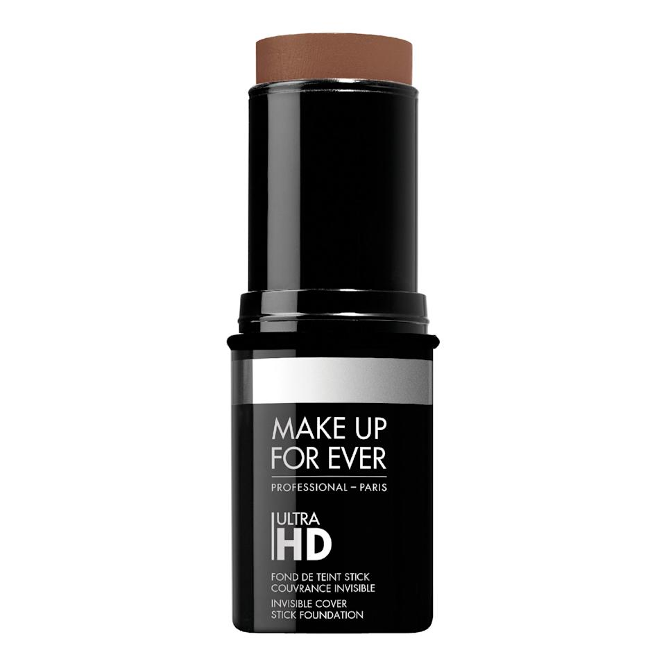"<p>Make Up For Ever is renowned for its <a href=""https://www.allure.com/review/make-up-for-ever-ultra-hd-foundation-review?mbid=synd_yahoo_rss"">best-selling Ultra HD Foundation</a>, a fan-favorite liquid formulation adored by beauty editors and bloggers for its longevity, flawless finish, and skin-like feel. Inspired by the original, this creamy stick version delivers the same stunning, high-definition results, along with the convenience of being in a slim tube you can tote around for touch-ups. Basically, it's the perfect product for bringing with you on vacation, to weddings, or wherever you might fancy a midday foundation fix.</p> <p><strong>$43</strong> (<a href=""https://shop-links.co/1644072946193063680"" rel=""nofollow"">Shop Now</a>)</p>"
