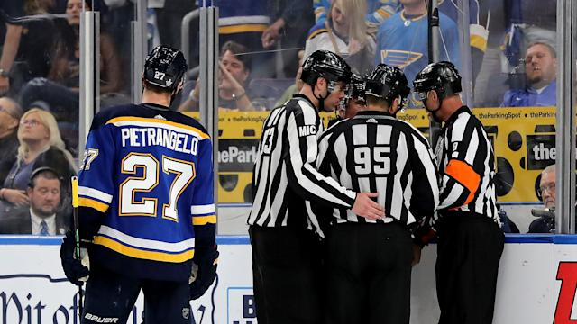 """NHL VP Colin Campbell admitted Thursday, """"It's so unfair that the game ended that way. The wrong way."""""""