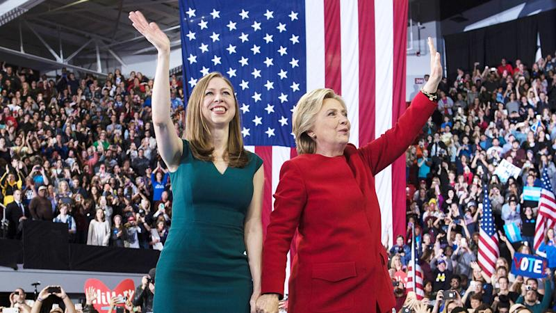 She Persisted: Details On Chelsea Clinton's New Book