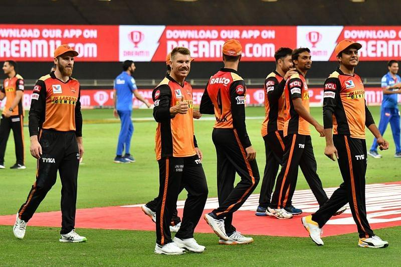 SRH have won 5 of the 12 games played (Credits: IPLT20.com)
