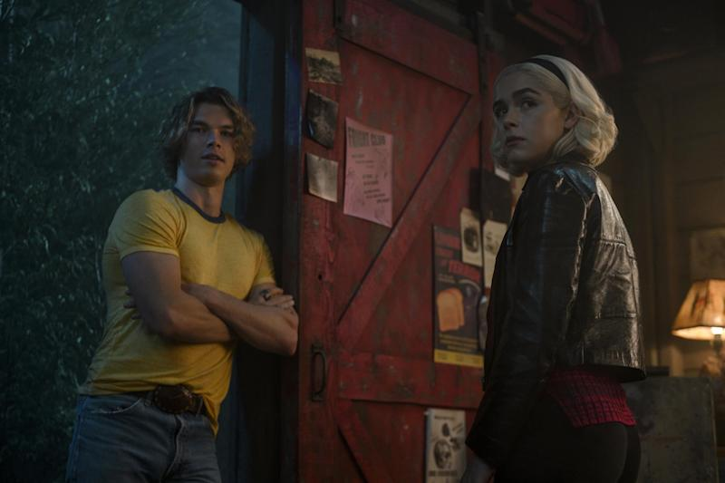 Season 3 of the Chilling Adventures of Sabrina references major works of literature: Netflix