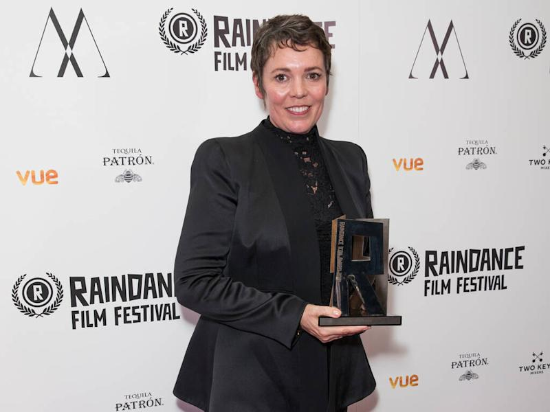 Olivia Colman had to learn to walk and talk like The Queen for The Crown