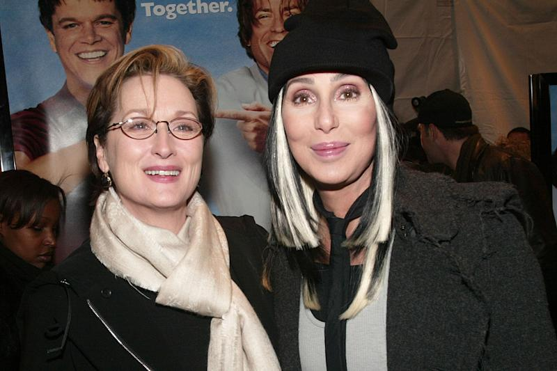 Cher Tells the Full Story of The Time She and Meryl Streep Saved a Woman From Being Sexually Assaulted